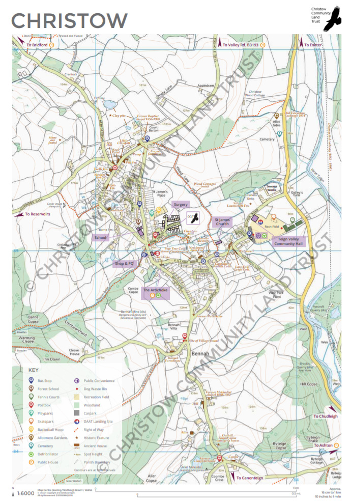 christow map